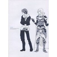 Doujinshi - Dissidia Final Fantasy / Squall & Warriors of Light (【コピー誌】soloists:) / 有田塗装工業