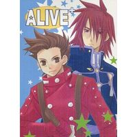 Doujinshi - Tales of Symphonia / Kratos Aurion x Lloyd Irving (ALIVE+) / astral