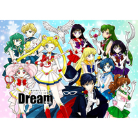 Doujinshi - Sailor Moon / Chibiusa (Sailor Chibi Moon) (Dream) / 月の記憶