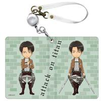 Commuter pass case - Shingeki no Kyojin / Levi