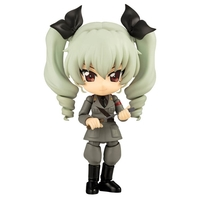 Action Figure - GIRLS-und-PANZER / Anchovy
