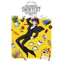 Doujinshi - Blood Blockade Battlefront / Klaus V Reinhertz x Leonard Watch (イエローノイズショートカット) / GHz