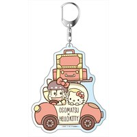 Big Key Chain - Osomatsu-san / Osomatsu