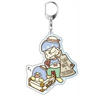 Big Key Chain - Osomatsu-san / Karamatsu