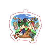 Key Chain - My Hero Academia / Midoriya Izuku & Todoroki Shouto