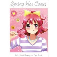 Doujinshi - Illustration book - Dokidoki! Precure / Aida Mana (Spring Has Come!) / Sweet Potato