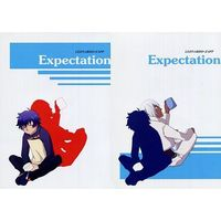 Doujinshi - Blood Blockade Battlefront / Leonard Watch x Zap Renfro (Expection) / ダックスワーズ
