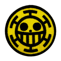 Patch - ONE PIECE / Heart Pirates & Law