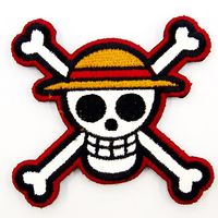 Patch - ONE PIECE / Monkey D Luffy