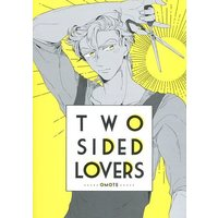 Doujinshi - Jojo Part 2: Battle Tendency / Joseph x Caesar (【OMOTE】TWO SIDED LOVERS) / Mayonaka (Circle)