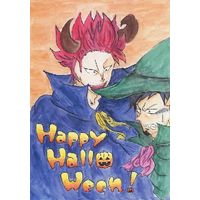 Doujinshi - ONE PIECE / Kid x Law (Happy HalloWeen!) / 煎餅屋