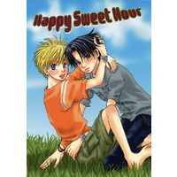 Doujinshi - Novel - NARUTO / Sasuke x Naruto (Happy Sweet Hour) / Baby Tears