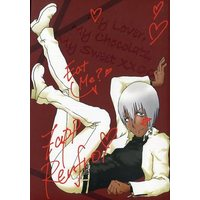 Doujinshi - Novel - Blood Blockade Battlefront / Zap Renfro (My Lover My Chocolate My Sweet XXOO) / 黒黛屋