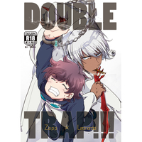 [Boys Love (Yaoi) : R18] Doujinshi - Blood Blockade Battlefront / Zap Renfro x Leonard Watch (DOUBLE TRAP!!!) / 学徒士団