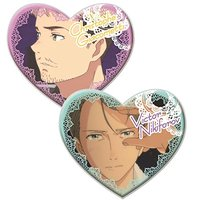 Badge - Yuri!!! on Ice / Chris & Victor