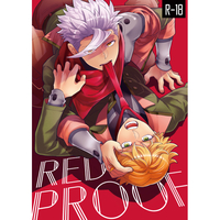 [Boys Love (Yaoi) : R18] Doujinshi - IRON-BLOODED ORPHANS / Mob & Orga Itsuka & Eugene Seven Stark (RED PROOF) / ギャングエイジ