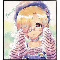 Illustration Card - IM@S: Cinderella Girls / Koume Shirasaka
