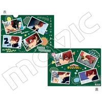 Plastic Folder - My Hero Academia / Todoroki Shouto
