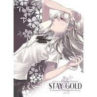 Doujinshi - Illustration book - STAY GOLD / POKIZM
