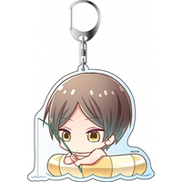 Big Key Chain - Star-Mu (High School Star Musical) / Sawatari Eigo (Star-Mu)