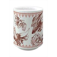 Japanese Tea Cup - MONSTER HUNTER