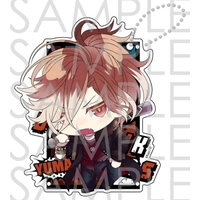 Commuter pass case - DIABOLIK LOVERS / Mukami Yuma