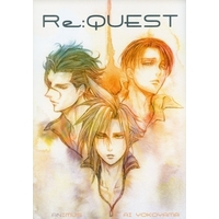 Doujinshi - Illustration book - Re:QUEST / ANIMUS