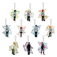 Trading Key Chain - My Hero Academia