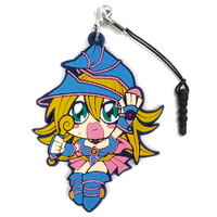 Earphone Jack Accessory - Yu-Gi-Oh! 5D's / Dark Magician Girl