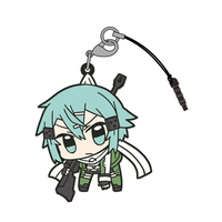 Earphone Jack Accessory - Sword Art Online / Shinon