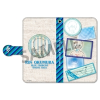 Mirror - Smartphone Pouch - Blue Exorcist / Rin Okumura