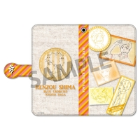 Mirror - Smartphone Pouch - Blue Exorcist / Shima Renzo