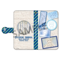Mirror - Smartphone Pouch - Blue Exorcist / Shima Juzo