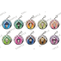 Metal Charm - Trading Strap - Blue Exorcist