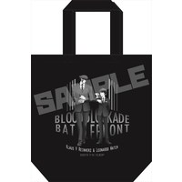 Tote Bag - Blood Blockade Battlefront / Klaus V Reinhertz & Leonard Watch