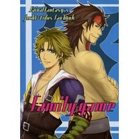 Doujinshi - Final Fantasy X / Jecht x Tidus (Family Game) / MISFORTUNE/star guitar