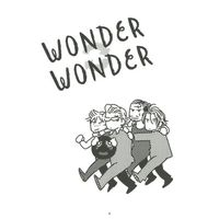 Doujinshi - Final Fantasy Series / All Characters (Final Fantasy) (【無料配布本】WONDER WONDER) / 肉汁