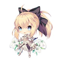 Acrylic stand - Fate/Grand Order / Saber & Saber Lily