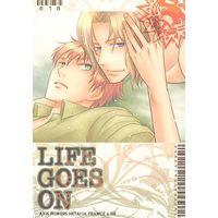[Boys Love (Yaoi) : R18] Doujinshi - Omnibus - Hetalia / France x United Kingdom (LIFE GOES ON) / D×H69