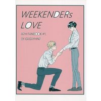 Doujinshi - Hetalia / United Kingdom x Japan (WEEKENDERs LOVE) / ギリギリ屋本舗
