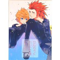 Doujinshi - KINGDOM HEARTS / Axel x Roxas (せんちゃくおひとり様につき) / ROC-ON
