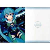 Plastic Folder - Sword Art Online / Shinon