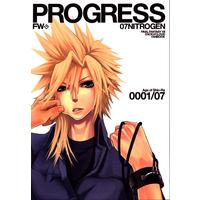 Doujinshi - Final Fantasy VII / Zack Fair x Cloud Strife (PROGRESS) / FINAL WORLD/FW