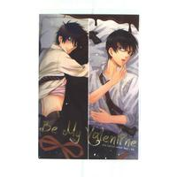 [Boys Love (Yaoi) : R18] Doujinshi - Anthology - Blue Exorcist / Yukio x Rin (Be My Valentine *合同誌) / NIA