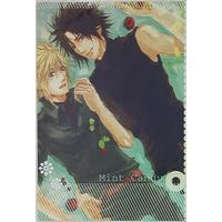 Doujinshi - Final Fantasy VII / Zack Fair x Cloud Strife (Mint candy) / SoySoy