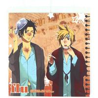 Doujinshi - Final Fantasy VII / Zack Fair x Cloud Strife (flu) / Ag/Y