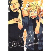 Doujinshi - Final Fantasy VII / Zack Fair x Cloud Strife (HAPPY GO LUCKY) / Ag/Y