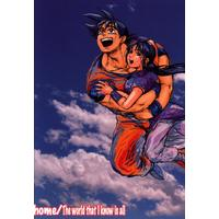 Doujinshi - Dragon Ball / Goku x Chichi (home/The world that I know is all) / SunLies