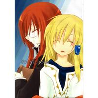 Doujinshi - Tales of the Abyss / Peony & Jade (sweet dream) / Lyrical berry