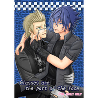 [Boys Love (Yaoi) : R18] Doujinshi - Final Fantasy XV / Ignis x Noctis (Glasses are the part of the face) / ハッサクビネガー